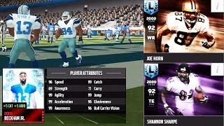 getlinkyoutube.com-Madden NFL 16 Mobile Gameplay - 99 Odell Beckham! Legend Sets, Pack Openings & MORE!