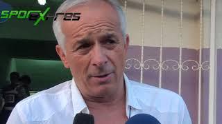 Osman Özdemir maç sonu konuştu