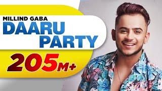 getlinkyoutube.com-Daaru Party (Full Song) | Millind Gaba | Latest Punjabi Songs 2015 | Speed Records