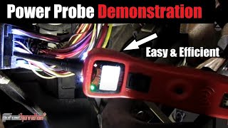 getlinkyoutube.com-Power Probe 3 Demonstration (12 Volt Diagnostic Tool)