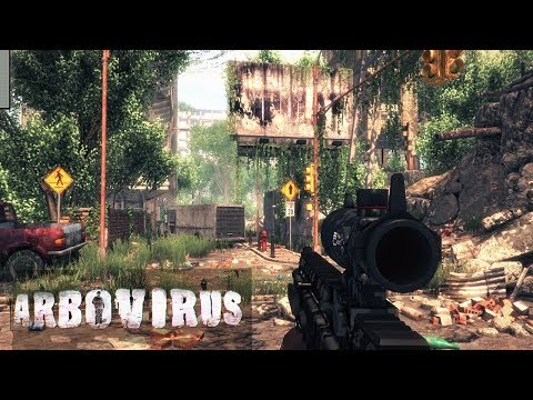 ArboVirus : Mass Infection - Update 1 Parachute And Basic Map