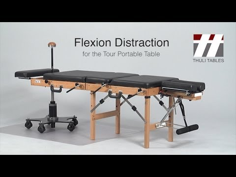 Flexion Distraction for Tour Portable: Thuli Chiropractic Tables