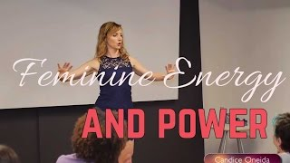 getlinkyoutube.com-Feminine Energy and Power