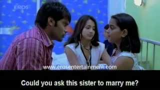 getlinkyoutube.com-Trisha's sarvam Cute scene...