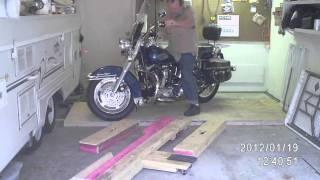 getlinkyoutube.com-raynorris motorcycle dolly