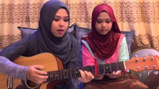getlinkyoutube.com-Locked Away & Biasa (mashup cover by Sheryl Shazwanie and Nur Eizaty)