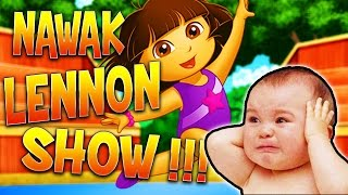 getlinkyoutube.com-NAWAK LENNON SHOW : EXTREME DORA !!!