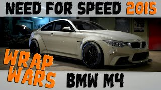 getlinkyoutube.com-Need for Speed 2015 [Wrap Wars] Ep01 - BMW M4