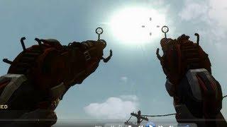 getlinkyoutube.com-Ray Gun Mark 2 II DUAL WIELD Gameplay !!