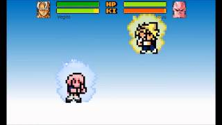 getlinkyoutube.com-Dragon Ball Z Devolution Saga Buu Parte 7 (2)