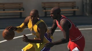 getlinkyoutube.com-NBA 2K15 XBOX ONE Gameplay - Michael Jordan vs Kobe Bryant
