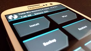 """getlinkyoutube.com-Anleitung: Recovery flashen """"Openrecovery twrp"""" [1080p]"""