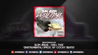 getlinkyoutube.com-Slim Jesus - Drill Time [Instrumental] (Prod. By Cocky Beats) + DL via @Hipstrumentals