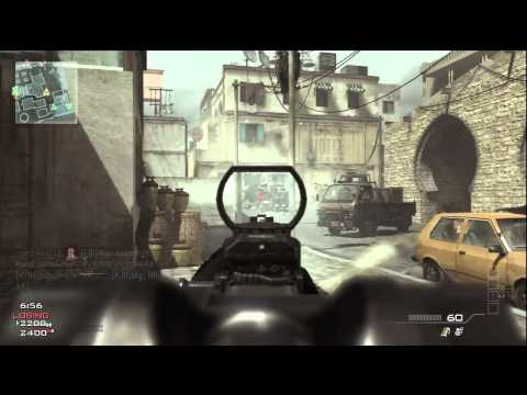 Call of Duty: Modern Warfare 3 - Multiplayer Match (No Commentary)