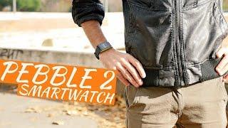 getlinkyoutube.com-Pebble 2 HR: smartwatch nudo e crudo  | #RECENSIONE ITA
