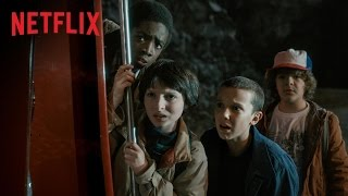 Stranger Things - Tráiler 2 - Netflix