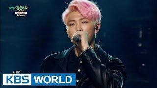 BTS (방탄소년단) - Run [Music Bank K-Chart #1 / 2015.12.11]