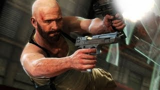 Max Payne 3 - ТВ ролик (HD)