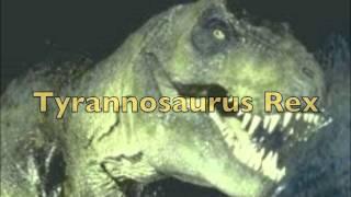 T-Rex Vs Spinosaurus - Part 3