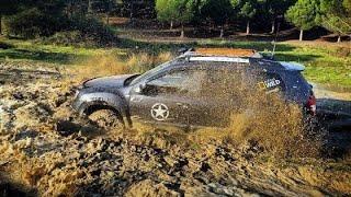 getlinkyoutube.com-Mud Off Road Game | Dacia Duster 4x4
