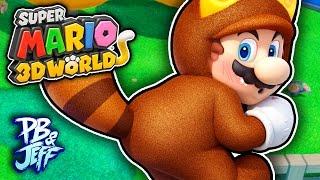 getlinkyoutube.com-BIG TANOOKI BUTT! - Super Mario 3D World | Wii U (Part 17)
