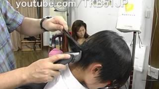getlinkyoutube.com-髪を短く切られ過ぎ落ち込む女子大生 #618