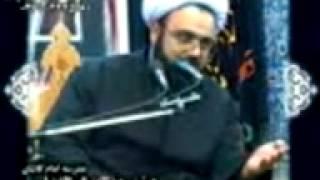 حجت الاسلام دانشمند گیر دادن به بچه هیئتیها
