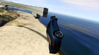getlinkyoutube.com-PREVISE TEZAK WALLRIDE ! Grand Theft Auto V - Lude Trke w/Cale