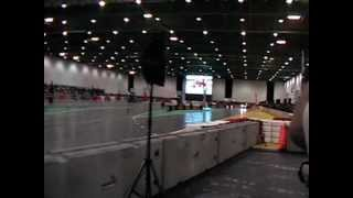 Rupert Grint\'s WarmUp Laps at Top Gear Live 2011 Pt 2