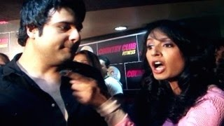 getlinkyoutube.com-Kashmira Shah UGLY FIGHT & ABUSES a Media Reporter