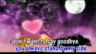 getlinkyoutube.com-A Little Love - Fiona Fung - with lyrics karaoke