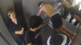getlinkyoutube.com-Awkward Elevator Situations (ThatsSoNathan)