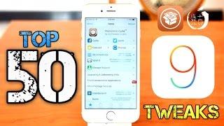 getlinkyoutube.com-Top 50 FREE iOS 9 Cydia Tweaks Of ALL Time - iOS 9 - 9.0.1 - 9.0.2 PanGu Jailbreak Compatible