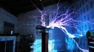 getlinkyoutube.com-Armageddon Tesla Coil