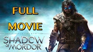 getlinkyoutube.com-Shadow of Mordor: Full Movie (PS4)