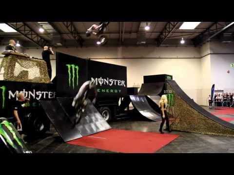 2012-03-03 - Messe Dortmund - Monster Energy Trial Show