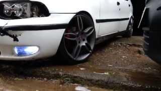getlinkyoutube.com-Palio Rebaixado R17 pneu 185/35