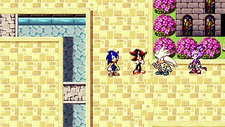 getlinkyoutube.com-Sonic the Hedgehog 2006 2D&RPG Fan Game Preview-2.5 HD (1080p)