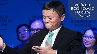 Jack Ma  and The Online Future