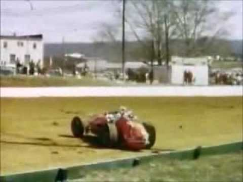 Vintage USAC Sprint Car Fatal Crash Compilation