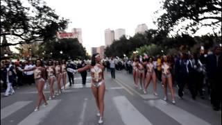 getlinkyoutube.com-Southern University- Do What You Wanna @ Bayou Classic Parade 2014
