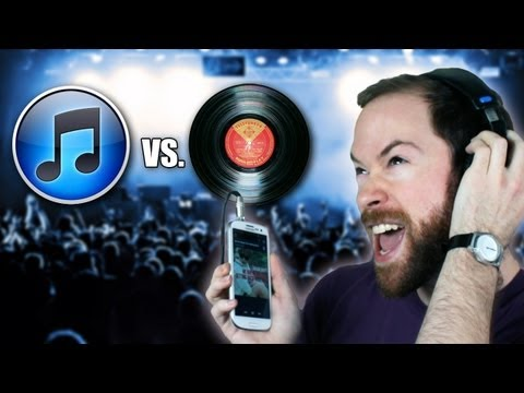 Are MP3s & Vinyl Better than Live Music? | Idea Channel | PBS