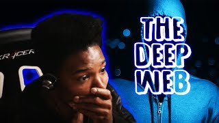 ETIKA SURFS THE DEEP WEB FOR THE FIRST TIME... [STREAM HIGHLIGHTS]