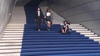getlinkyoutube.com-[151018] Apink Naeun (나은) - Trips on carpet