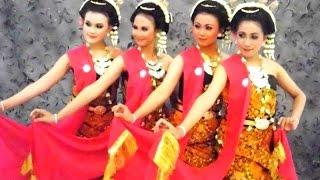 Tari GAMBYONG - Tari Klasik Jawa Tengah - Javanese Classical Dance [HD]
