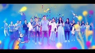 KEBEBASAN - ALL STAR karaoke download ( tanpa vokal ) cover