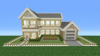 getlinkyoutube.com-Minecraft Tutorial: How To Make A Suburban House - 4