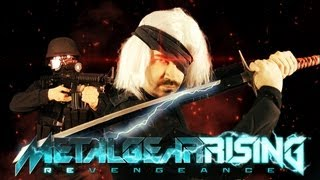 getlinkyoutube.com-Metal Gear Rising: Angry Review