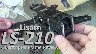 getlinkyoutube.com-Lisam LS-210 Frame Review from Banggood