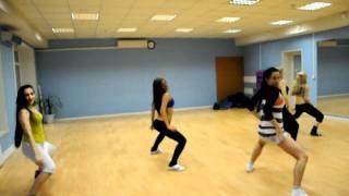 getlinkyoutube.com-Rompe - Daddy Yankee & RODRY GO -- Dale Saoko (Reggaeton by Inga Fominykh)
